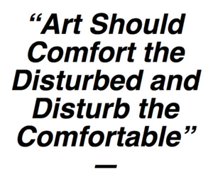 art, quotes, and comfort image