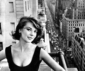 beauty, natalie wood, and new york city image