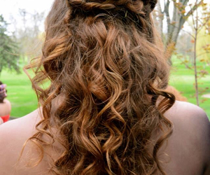 braid, fashion, and girls image