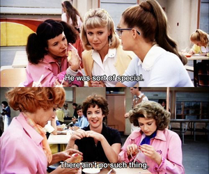 grease, Sandy, and quotes image
