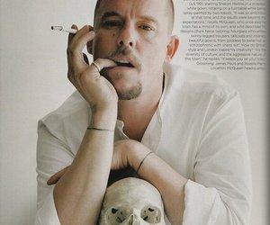 Alexander McQueen, skull, and mcqueen image