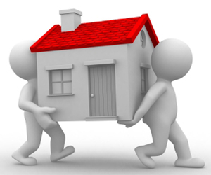 homes moving image
