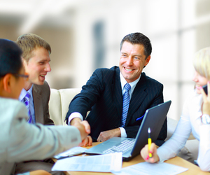living-business image