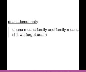 adam and spn image