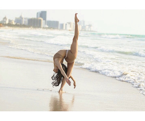 ballet, beach, and body image