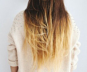 Dream, hair, and ombre image