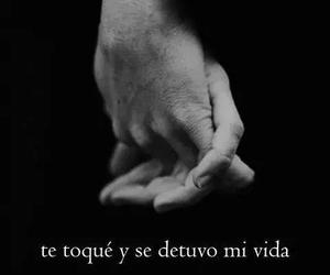 amor, love quotes, and frases de amor image