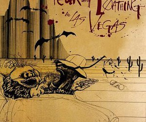 bats, fear, and Fear and Loathing in Las Vegas image