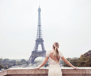 beautiful, france, and eiffeltower image