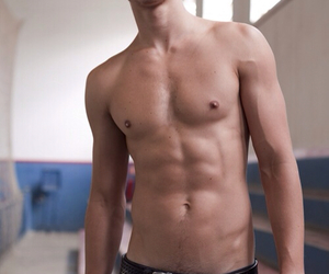 abs, Hot, and lachowski image