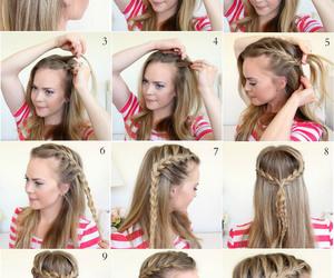 salık saç modelleri, yarı salık saç modelleri, and yarım toplu saç modeli image