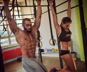 fitness and sexy image