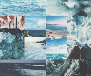 blue, grunge, and indie image