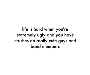 bands, funny, and text image