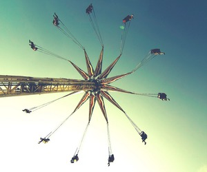 carnival, photography, and rides image