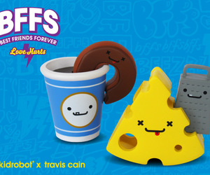 bffs, toys, and love image