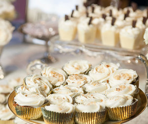 candy bar, muffin, and wedding image