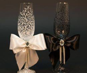 wedding and champagne image