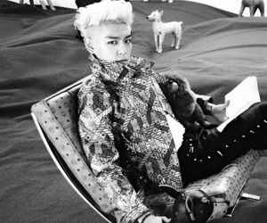 T.O.P, bigbang, and korean image