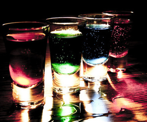 drink, Shots, and alcohol image
