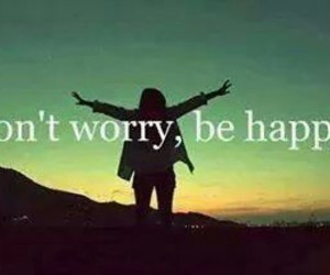dont worry be happy image