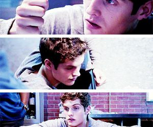 teen wolf, isaac lahey, and daniel sharman image
