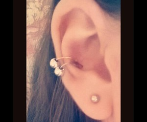 classic, diy, and ear image