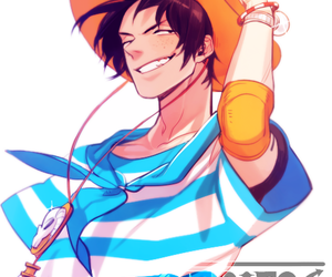 ace, one piece, and portgas d ace image