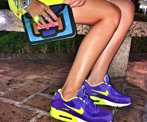 accessories, nike, and sneakers image