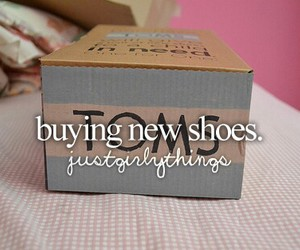 shoes, toms, and girly image