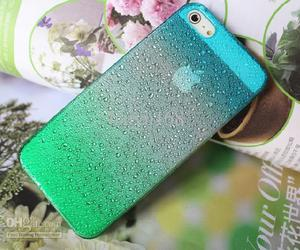 blue, green, and iphone case image