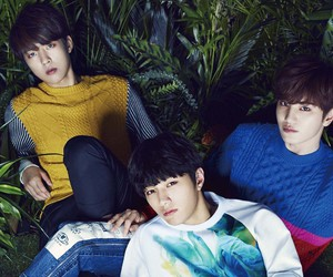 hoya, sungkyu, and myungsoo image