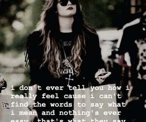 demi lovato, quote, and lovatic image
