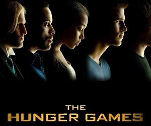 books, the hunger games, and katniss image