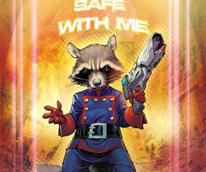galaxy, gun, and safe image