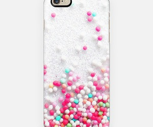 candy, iphone, and pearls image