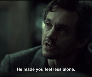 hannibal, alone, and series image