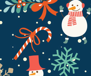 candy, candy cane, and christmas image