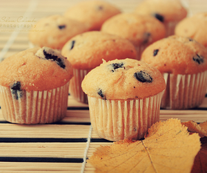 dessert, food, and muffins image