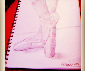 ballet, dance, and draw image