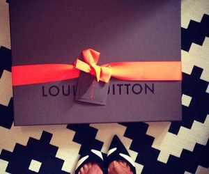 fashion, girl, and Louis Vuitton image