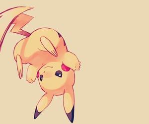 kawaii, mignon, and pikachu image