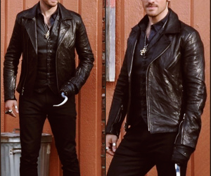 once upon a time, captain hook, and colin o'donoghue image