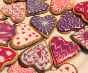 biscuit, colors, and cookie image