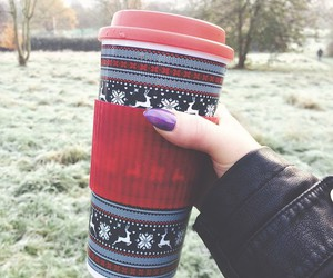 drink and winter image