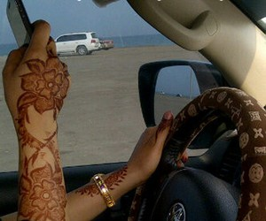 arabic, designs, and henna image