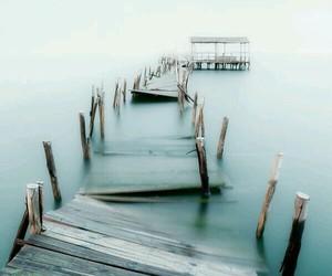 background, beautiful, and bridge image
