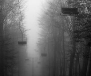 dark, mind, and fog image