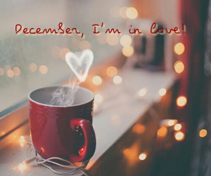 december, christmas, and heart image