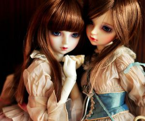 corpete, dolls, and cute image